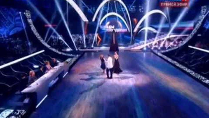 ИРИНА ПЕГОВА и Андрей Козловский 9 выпуск Танцы со звездами 11.04.2015 (contemporary)