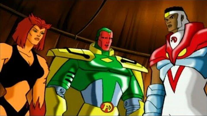 Мстители: Вместе непобедимы - Месть Яйцеголового - Сезон 1, Серия 4 | Marvel