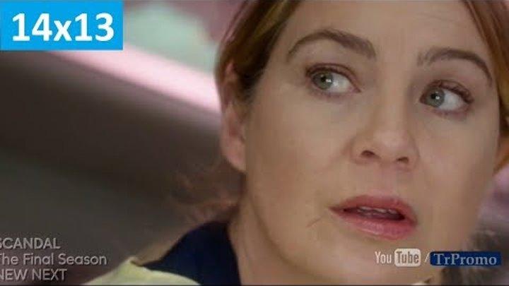 Анатомия страсти 14 сезон 13 серия - Русское Промо (Субтитры, 2018) Grey's Anatomy 14x13 Promo