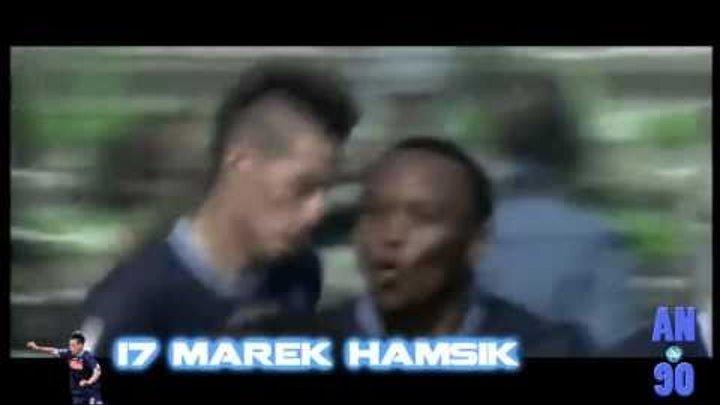 ★ Hamsik | Lavezzi | Cavani | Il trio delle meraviglie !!! 2o1o-2o11 [HD] ★