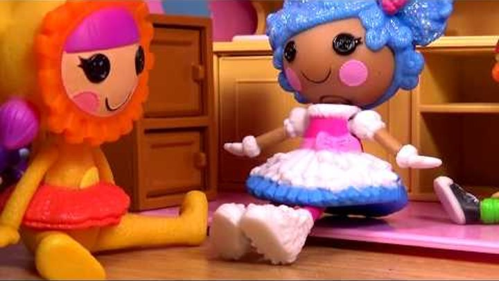 Лалалупси сериал ОДНА СЕМЬЯ 9 серия мультфильм из игрушек Lalaloopsy новые серии 2017