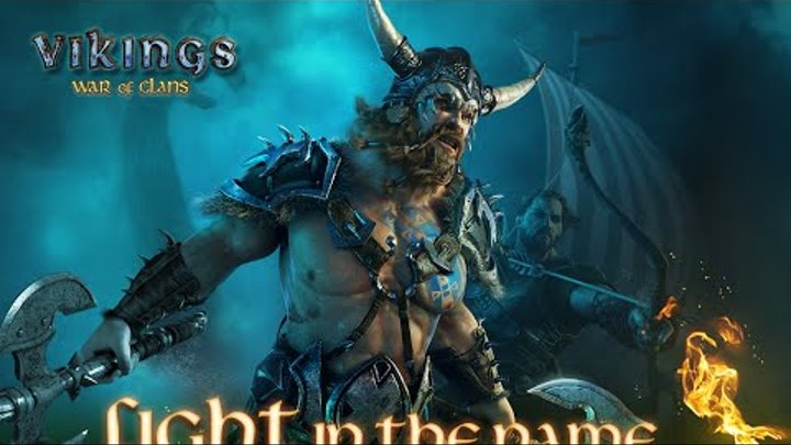 Vikings: War of Clans Gameplay IOS / Android