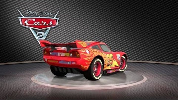 Cars 2 Молния маквин Тачки Новый сезон часть 7 1