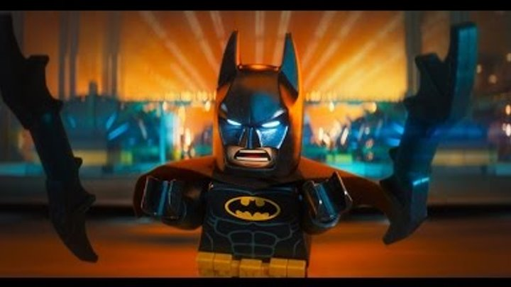 Лего Фильм: Бэтмен / The Lego Batman Movie (2016) Третий дублированный трейлер HD