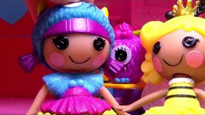Мультфильм Лалалупси сериал ПЧЁЛКА 2 серия мультики для детей Lalaloopsy новые серии 2017