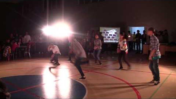 Dance fight round 3 - BM Style Crew второй раунд 1 из 3.