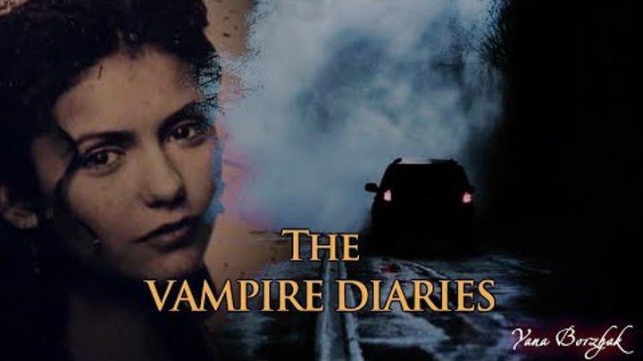 Дневники Вампира (The Vampire Diaries) - Заставка