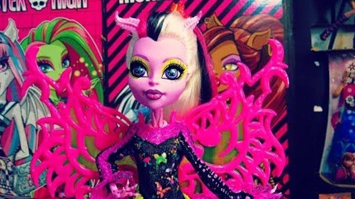 Monster High Freaky Fusion Bonita Femur Doll Review!