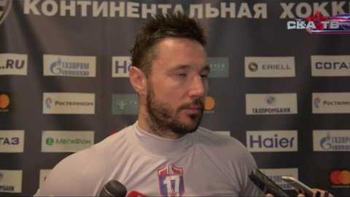 Илья Ковальчук: «Наш капитан перевернул серию хорошим силовым приемом»