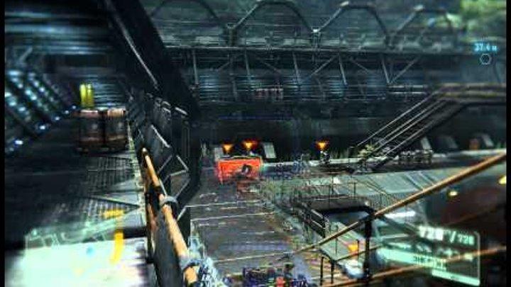 Crysis 3 бесконечные патроны