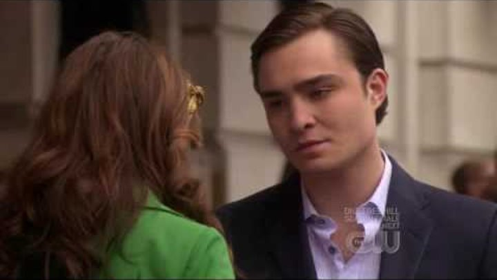 "Gossip Girl CHUCK SAYS 'I LOVE YOU' TO BLAIR 2x25 SEASON FINALE HQ ""The Goodbye Gossip Girl"""