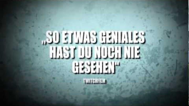 Trailer THE RAID German Deutsch (Kinostart 12.07.2012)