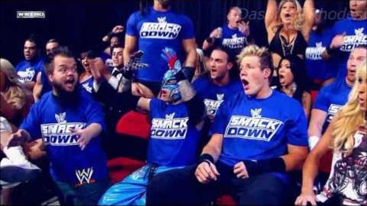WWE Draft 2011 Highlights *HD*