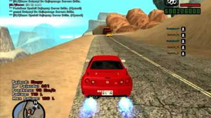 GTA Tokio Drift Film