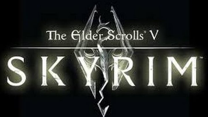 Давайте поиграем в SKYRIM серия 1 Начало (BlackSilverUfa) Скайрим