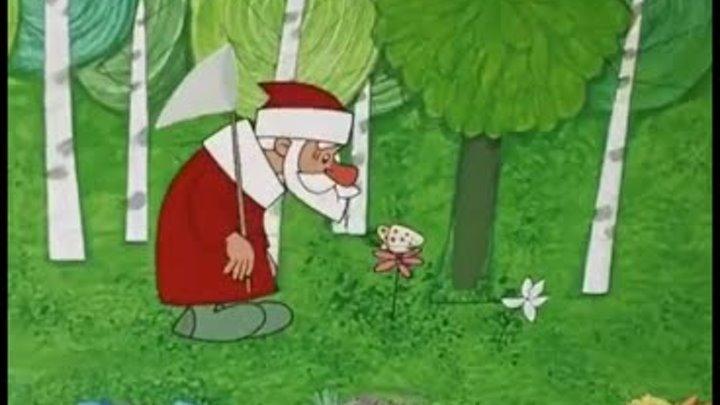 """Песенки для детей - Вот оно какое наше лето - песня из мультфильма """"Дед мороз и лето"""""""