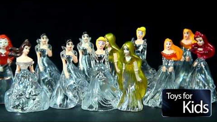 Принцессы Дисней Игрушки и Куклы для девочек Рапунцель Аврора Белоснежка DISNEY Princess