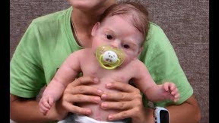 Кукла реборн силиконовая с суставами