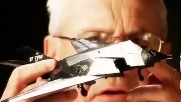 Знаменитый самолёт-невидимка Стелс - русское изобретение