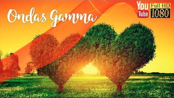 30 min 🎶 Ondas Gamma 🎶 Música Relajante para Meditar, Calmar la Mente 🎶 Música para Trabajar