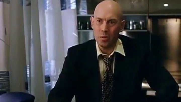 """Отрывок из фильма """"Брат 2"""" / """"Не, Киркоров мне не нравится"""""""