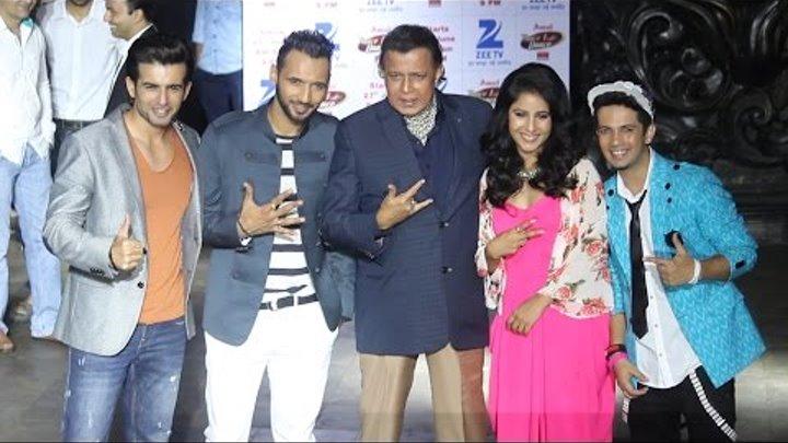 Dance India Dance Season 5 Launch | Mithun Chakraborty | Punit | Mudassar Khan | Gaiti | Zee Tv