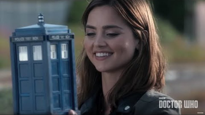 Clara becomes the Doctor? - 'Flatline' Preview - Doctor Who Series 8 - BBC