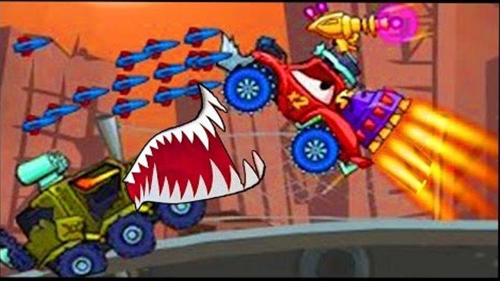 Мультик ИГРА для детей про МАШИНКИ МАШИНА ест МАШИНУ 9 Cartoon game for kids about cars png