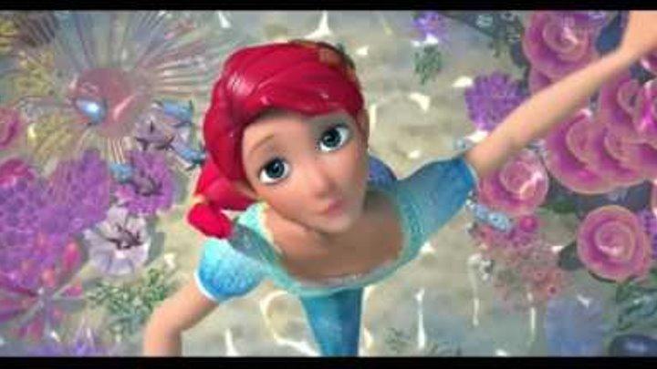 Принцесса-русалочка | #TheMermaidPrincess | Трейлер | 2016