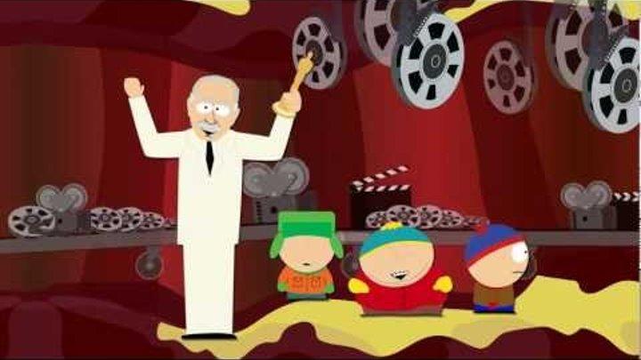 Никита Михалков в South Park!