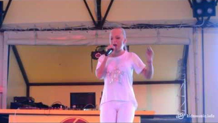 Анастасия Петрик — Музыка (Детская Новая волна 2016)