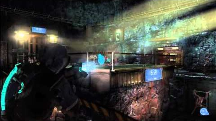 Dead Space 2 Multiplayer Closed Beta Gameplay