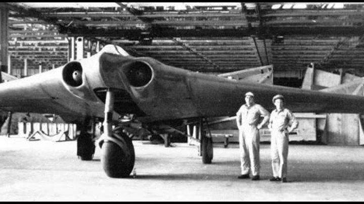 Самолет Невидимка Гитлера, Стелс. У КОГО УКРАЛИ Американцы ??