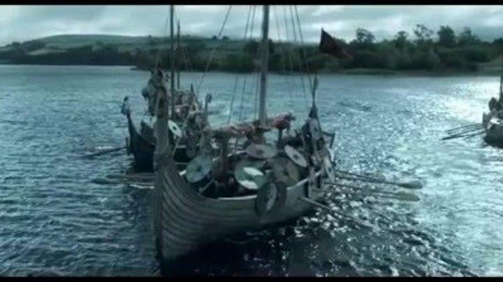"Cериал ""Викинги"" . 4 сезон. Трейлер."