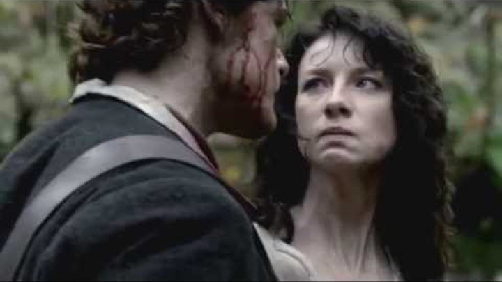Outlander Jamie and Claire : scottish romance (part 1)