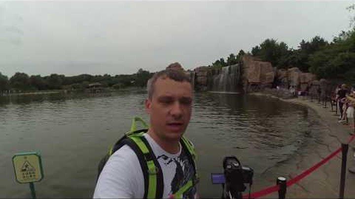 Путешествие по Китаю #7: Парк «Солнечный остров» в Харбине