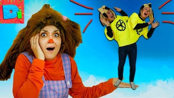 БАРБОСКИНЫ ДВОЙНОЙ ДРУЖОК Новые серии Фиксиков на DiDiKa TV Супергерои в реальной жизни