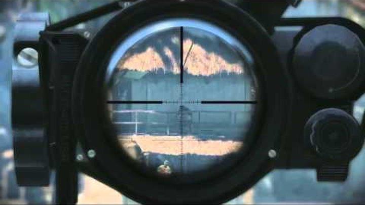 Трейлер: Снайпер Воин призрак 2 - трейлер игры