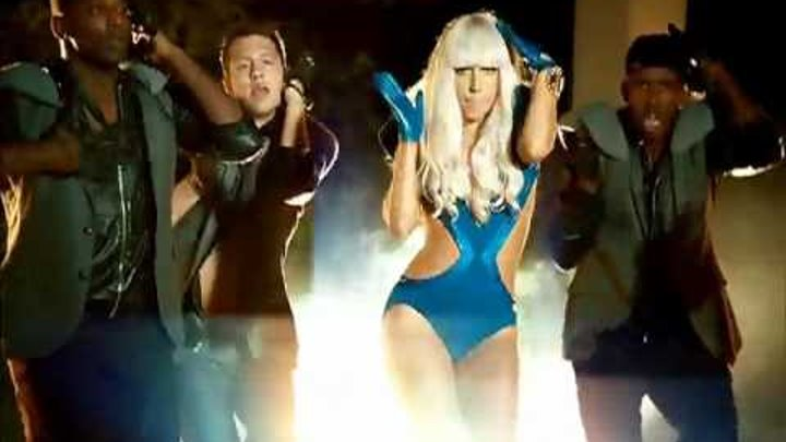 Lady Gaga - Poker Face [Official Preveiw Music Video]