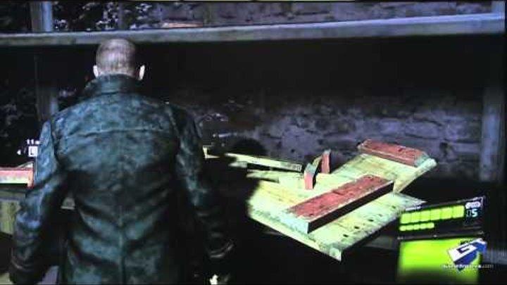 Resident Evil 6 - E3 2012: Jake Gameplay (Cam)
