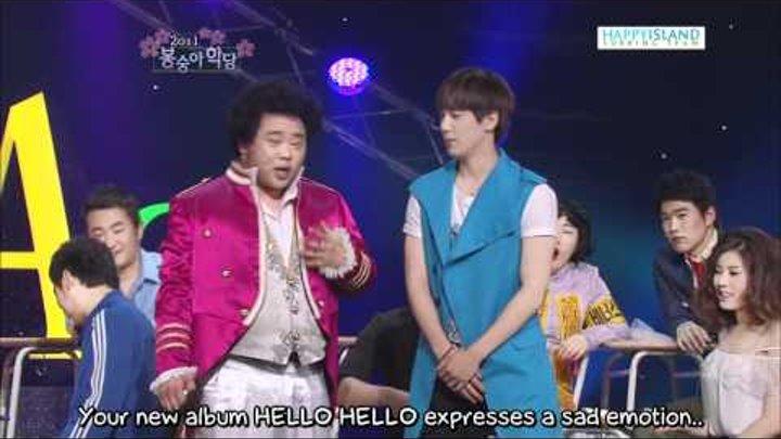 [ENG] 110626 KBS Gag Concert FT Island Cut