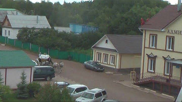 Сюрприз жениха и невесты - гости не ожидали! Отель Алая Роза, Республика Башкортостан