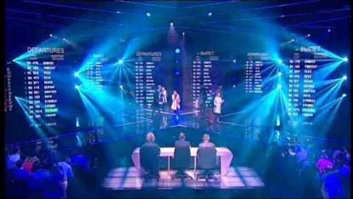 Евгений Выблов. X Factor Казахстан. 7 концерт. 16 серия. 5 сезон.