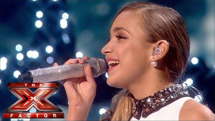 Lauren Platt sings Swedish House Mafia's Don't You Worry Child | Live Week 8 | The X Factor UK 2014