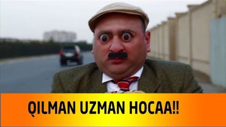 Çöpçoloq Qılman Uzman Hoca (Bozbash Pİctures)