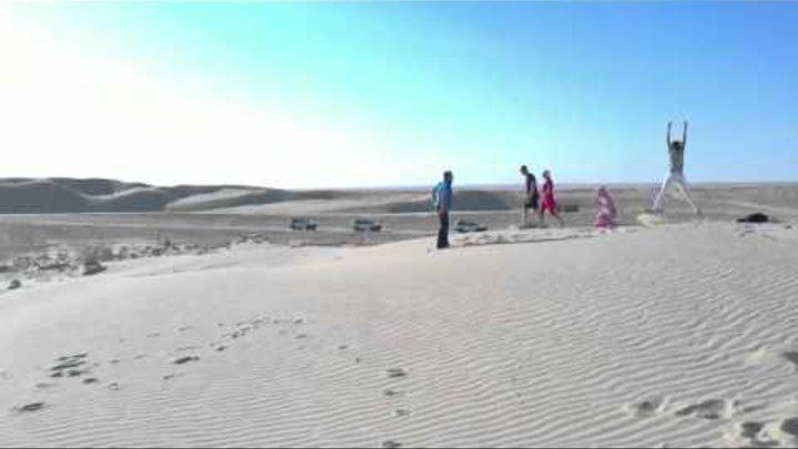 Планета Татуин (Тунис)