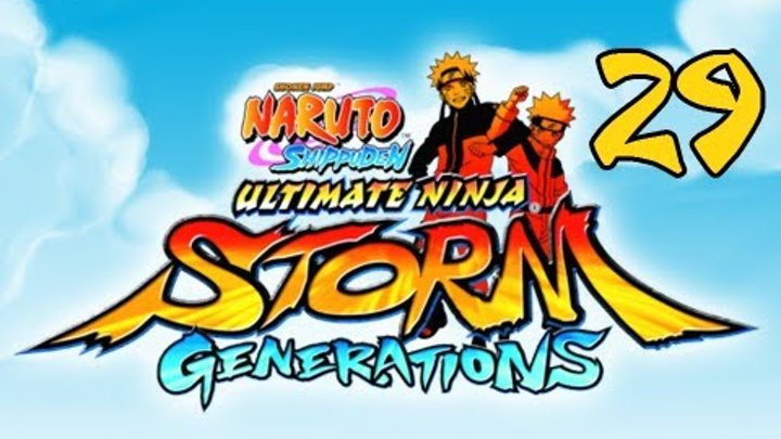 Naruto Shippuden Ultimate Ninja Storm Generations - Walkthrough Part 29 Killer Bee Storyline