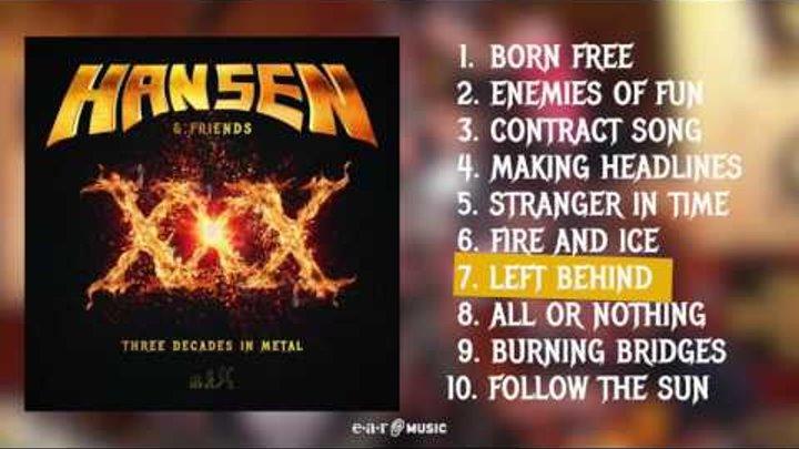 """Kai Hansen """"XXX - Three Decades in Metal"""" Official Album Pre-Listening"""