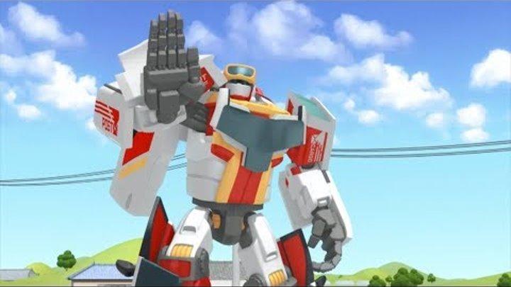 Тоботы 4 сезон - Новые серии - 15 Серия | Мультики про роботов трансформеров