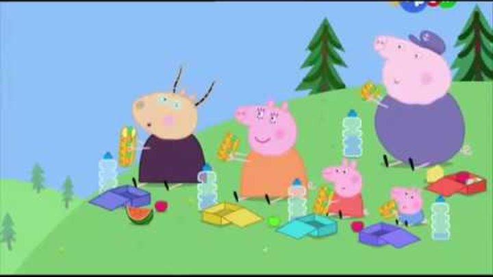 Свинка Пеппа - Снова в Вечернем Сборнике 12 #DJESSMAY